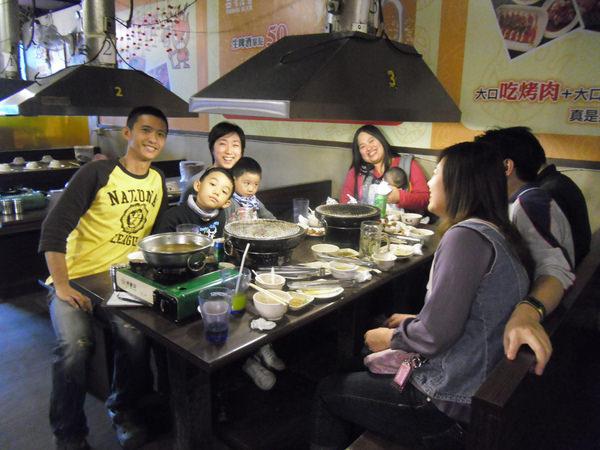20110205謝謝杜小姐再次帶朋友來訪